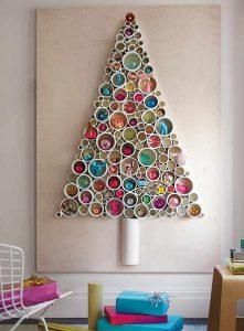 χριστουγεννιάτικο δέντρο τοίχου pvc