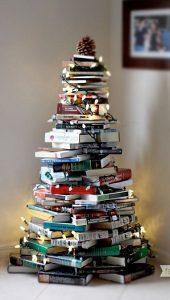 χριστουγεννιάτικο δέντρο βιβλία