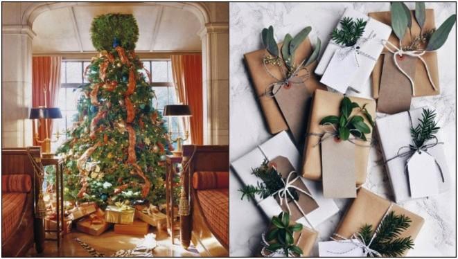 7 Πρωτότυπες ιδέες για χριστουγεννιάτικο στολισμό του σπιτιού!