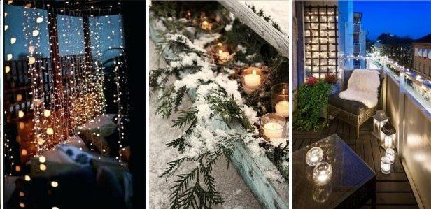 Ιδέες για Χριστουγεννιατικη διακόσμηση εξωτερικού χώρου!