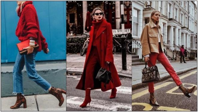 5 Τρόποι να φορέσεις το κόκκινο χρώμα τα Χριστούγεννα!