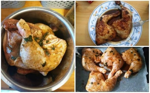 Τα πιο νόστιμα μπούτια κοτόπουλο για το γιορτινό τραπέζι!