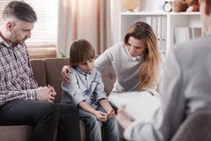 γονείς με παιδί παιδοψυχολόγος συμβουλευτική
