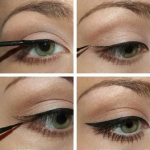 πώς να σχηματίσεις τη τέλεια γραμμή eyeliner