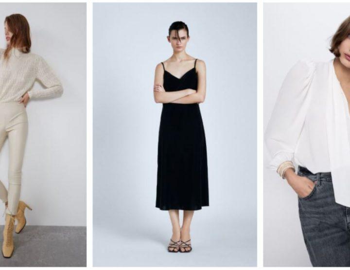 Γυναικεία Ρούχα Zara Χειμώνας 2020