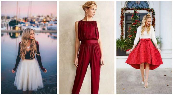 8 Ιδέες για εντυπωσιακά χριστουγεννιάτικα outfits!
