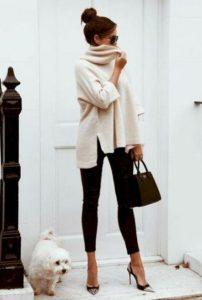 τέλειες ιδέες για καθημερινό ντύσιμο με κολάν