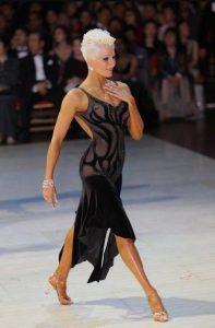 latin χοροί εντυπωσιακή εμφάνιση
