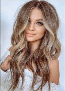 μακριά μαλλιά μύτες