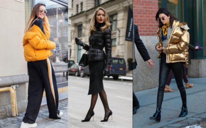 Πώς να φορέσεις σωστά τη τάση με τα φουσκωτά μπουφάν!