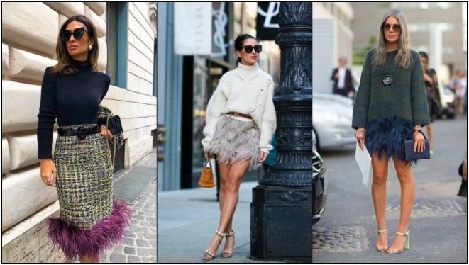 21 Outfits με φτερά που πρέπει να φορέσεις τα Χριστούγεννα!