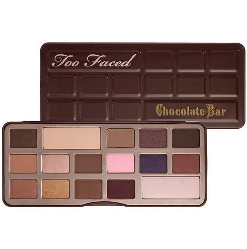 καλύτερη παλέτα σκιών για αρχάριους σοκολάτα