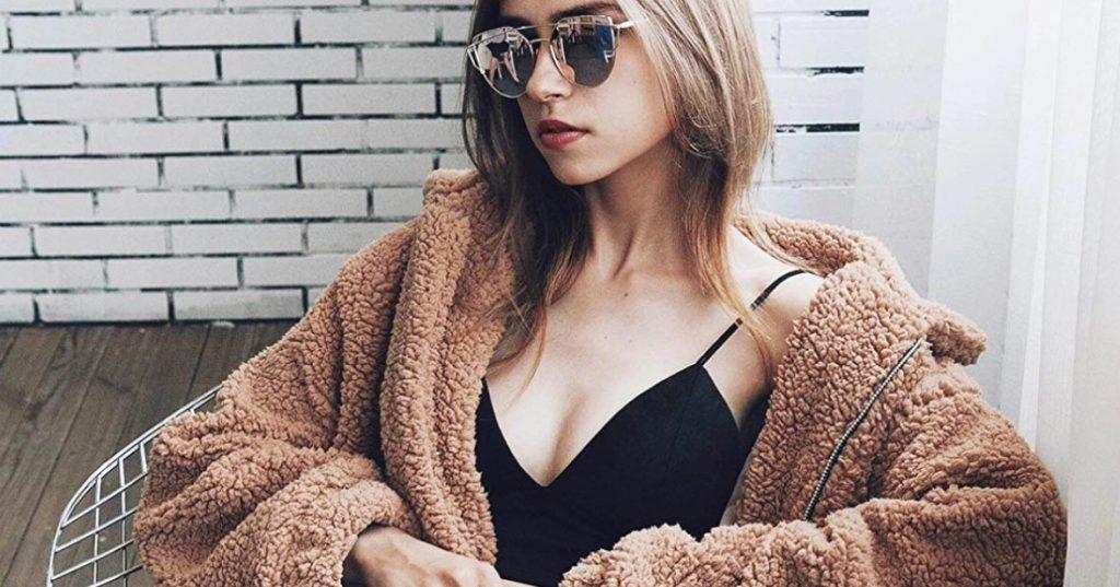 teddy παλτό τάσεις της μόδας