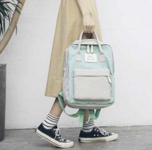 παστέλ σχολική τσάντα