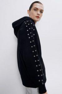 oversized πουλόβερ με τρουκς