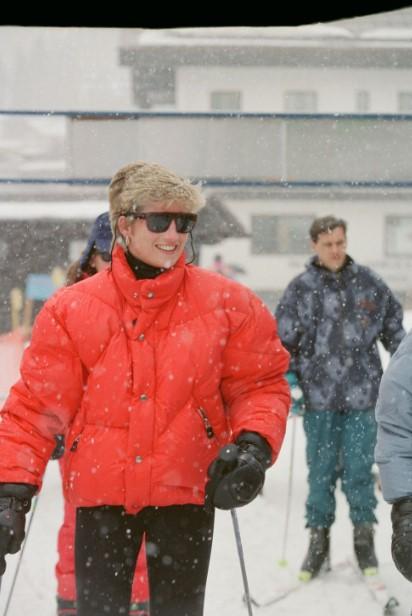 νταιιάνα στιλ κατάλληλα για χιονοδρομικό