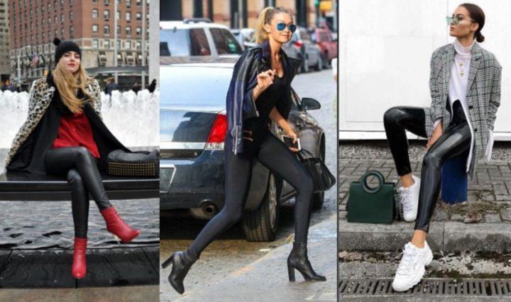 6 Στιλ παπουτσιών για να συνδυάσεις το κολάν σου το Χειμώνα!