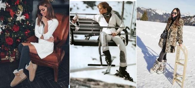 7 Συνδυασμοί ρούχων κατάλληλοι για χιονοδρομικό!