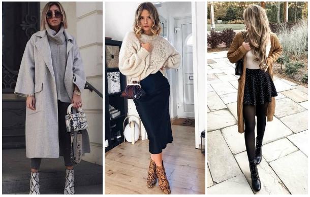Πως να φορέσεις τα μποτάκια σου φέτος τον χειμώνα!