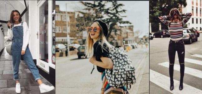 15 Συνδυασμοί ρούχων για έφηβες στις καθημερινές εμφανίσεις!
