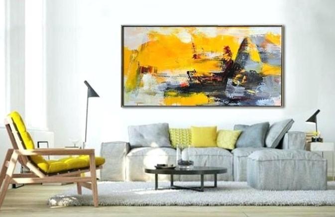 διακόσμηση χώρου, πίνακας, τέχνη, καθιστικό, σαλόνι