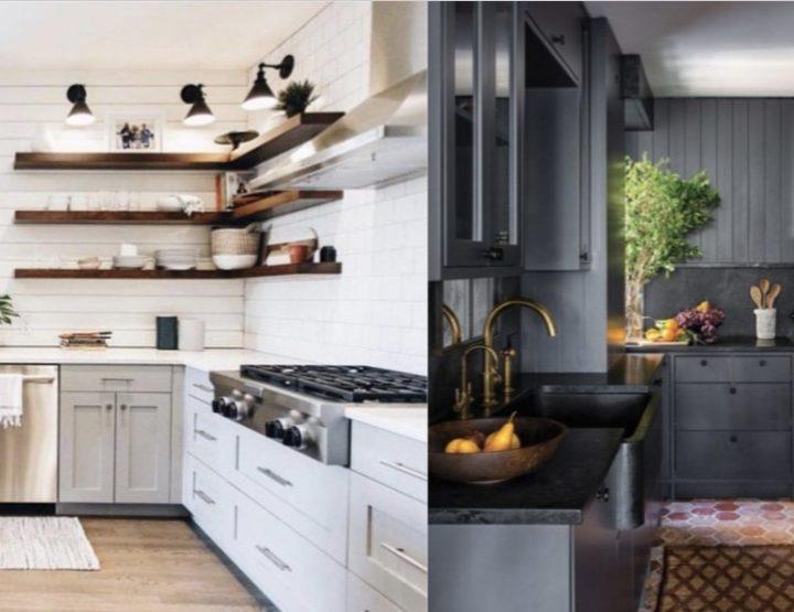 5 Υπέροχες ιδέες διακόσμησης για μοντέρνα κουζίνα!