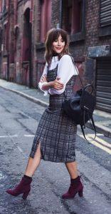 φόρεμα με πουκάμισο
