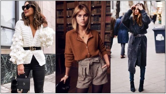 5 Tips για να φορέσεις μια ζακέτα με στυλ!