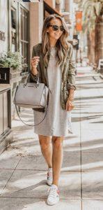 γυναικείο ντύσιμο sneakers