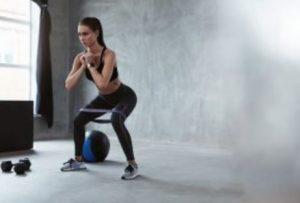 γυναίκα άθληση