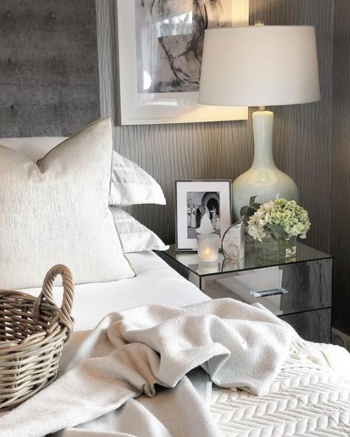 κρεβάτι καλάθι σεντόνια