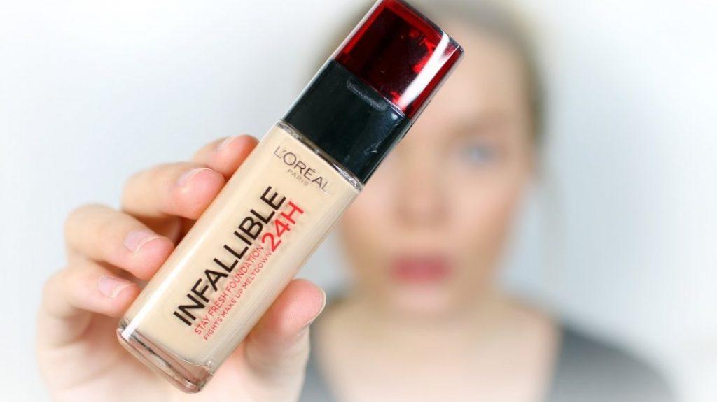 φθηνό και καλυπτικό make up