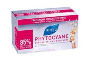 phytocyane αμπούλες κατά της τριχόπτωσης