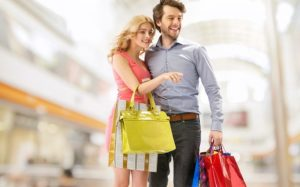 ψώνια ζευγάρι