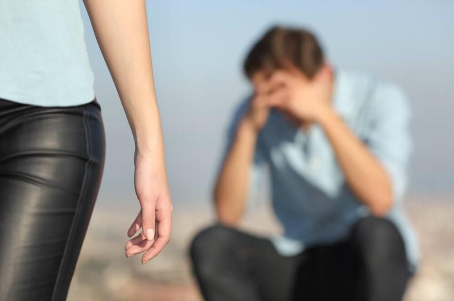 χωρισμός χωρίς να μαλώσεις και να κλάψεις