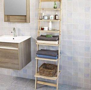 πως να διακοσμήσεις μια σκάλα στο μπανιο και να οργανώσεις το μπάνιο σου, πρακτικο σπίτι