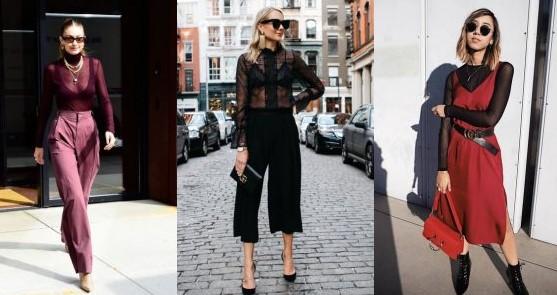 συνδυασμοί ρούχων για γυναίκες χειμώνα