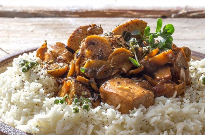 Τέλεια συνταγή για ρομαντικό δείπνο με τον αγαπημένο σου!