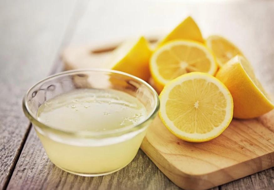 λεμόνια χυμός λεμονιού για δέρμα