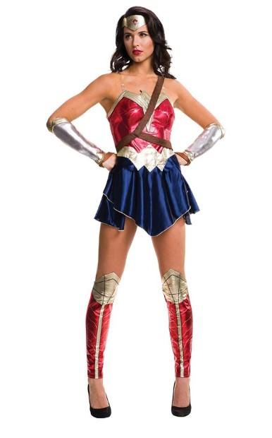 αποκριάτικη στολή Wonderwoman