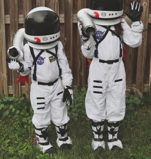 αστροναύτης παιδική στολή