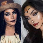ευκολο μακιγιαζ για τις αποκριες