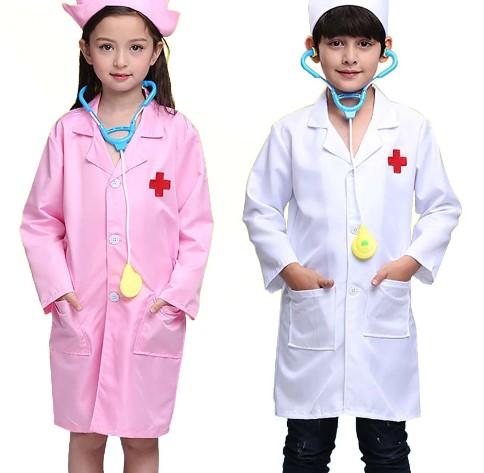 γιατρός νοσοκόμα στολή παδιική