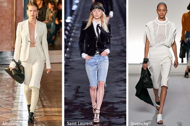 ανοιξιάτικα καλοκαιρινά trends γυναικεία ρούχα 2020