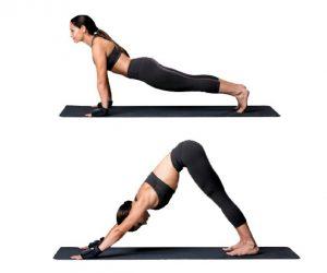 άσκηση γιόγκα γυναίκα