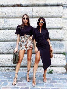 γυναίκες με φούστες