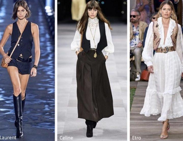 Ποια γυναικεία ρούχα είναι στη μόδα την Άνοιξη - Καλοκαίρι 2020