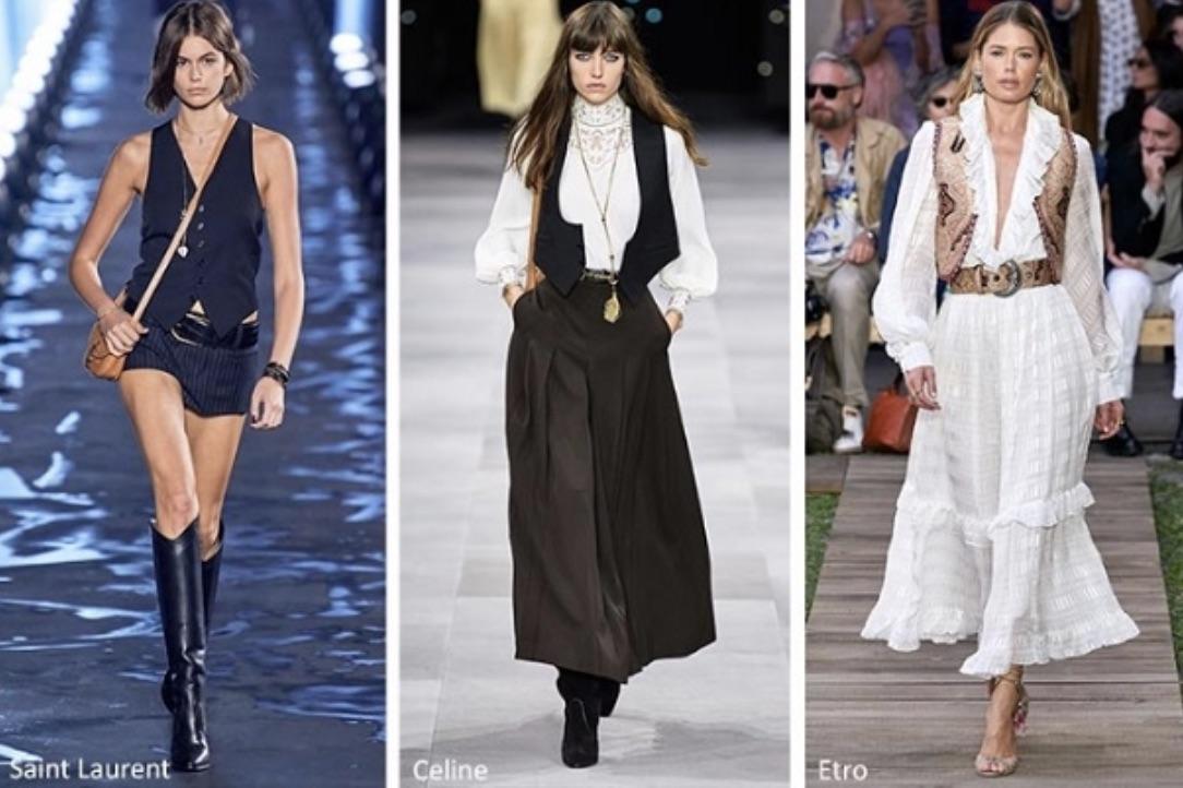 γυναικεια ρουχα που ειναι φετος στη μοδα ανοιξη-καλοκαιρι 2020