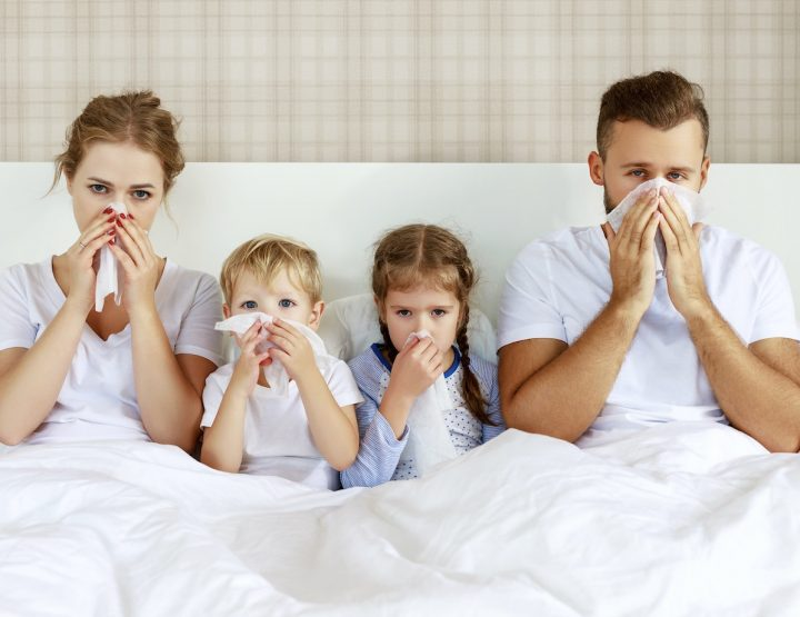 5 Tips για να προστατεύσεις το σπίτι σου από τα μικρόβια!