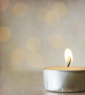 διακοσμητικά κεριά